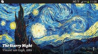 Muzei Live Wallpaper: Neue App des Dashclock-Erfinders zeigt Gemälde oder Fotos