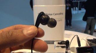 Sonys Digital Noise Cancelling für das Xperia Z2 und das Tabet Z2 (MWC 2014)