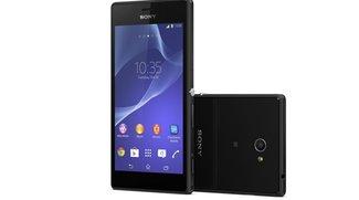 Sony Xperia M2: Klasse Mittelklasse offiziell vorgestellt (MWC 2014)