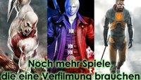 Dinokrisen und Mimi-Teufel: 5 weitere Spiele, die eine Film-Version brauchen!