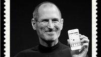 In Gedenken: Steve Jobs erhält eigene Briefmarke