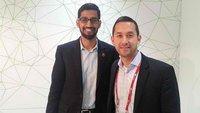 Sundar Pichai: Android-Chef über WhatsApp, Nexus 6, Galaxy S6 und Malware [MWC 2014]