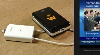 TV-Tuner für iPad und iPhone im Test: Fernsehen mit EyeTV und tivizen