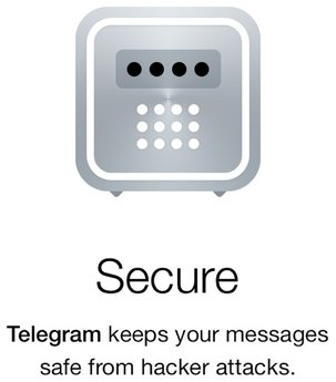 Telegram Messenger für iPhone & Android