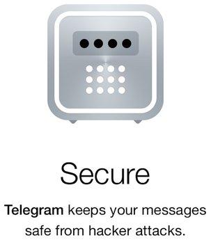 Telegram Messenger für iPhone & Android