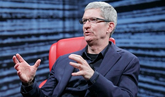 Tim Cook: Android ist wie Europa