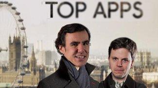 Sherlocks spannendste Fälle und Rocket Robo: Die Top Apps der Woche