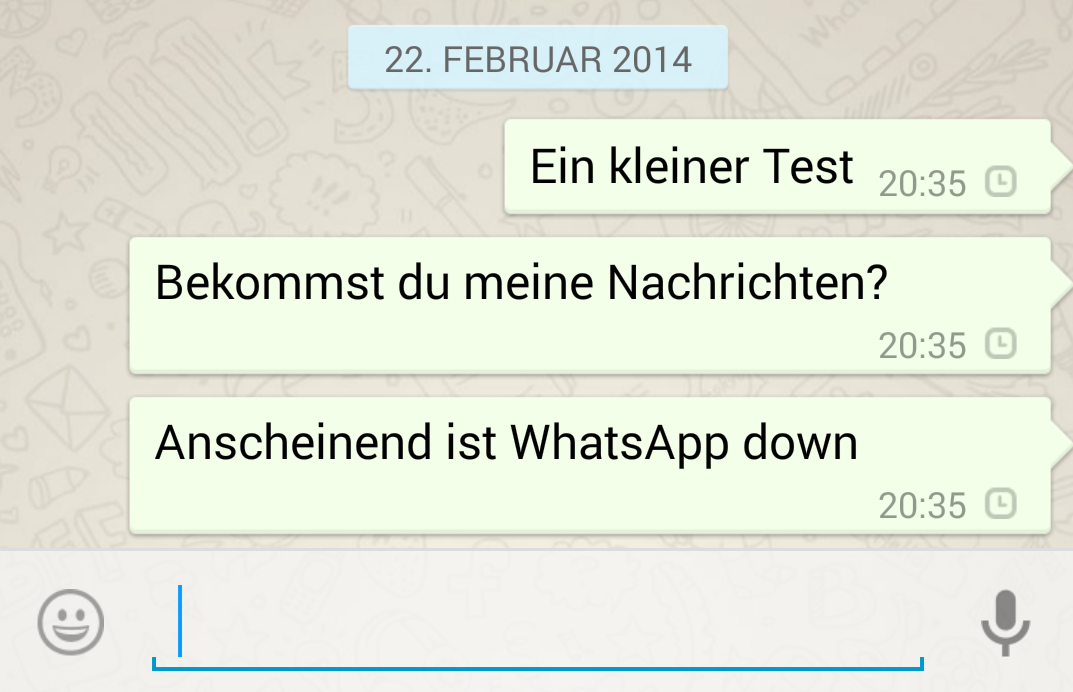 Whatsapp Down Störungen Bei Download Funktionen Heute