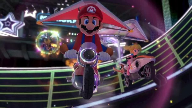 Mario Kart 8: Neue Details zu Nintendos Fun-Racer, Wii U-Spiel gratis beim Kauf