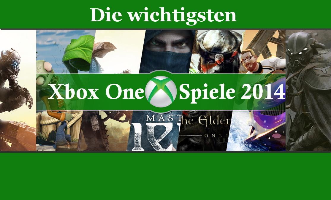 xbox one spiele 2014 die 10 wichtigsten xbox one games im. Black Bedroom Furniture Sets. Home Design Ideas