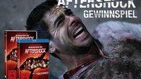 Aftershock Gewinnspiel - Gewinnt eine Blu-ray & DVD zum Action-Thriller