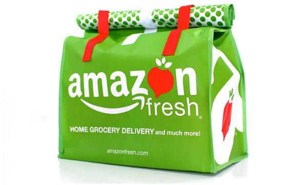 Amazon: Bald online Lebensmittel ordern über amazonfresh
