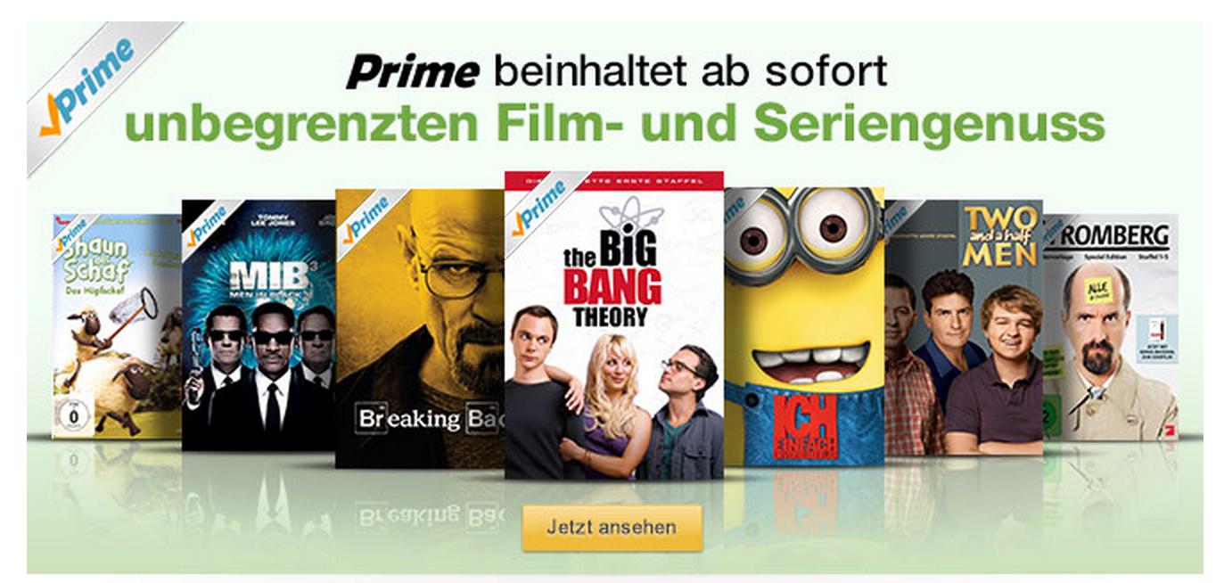Amazon Prime Video Geht Nicht