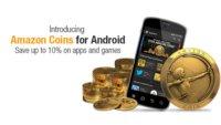 """Amazon-Guthaben """"Coins"""" für Android ab sofort verfügbar"""