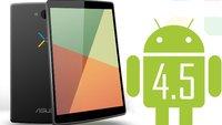 Nexus 8: Google-Tablet mit 8-Zoll-Display soll im Juli mit Android 4.5 vorgestellt werden [Gerücht]
