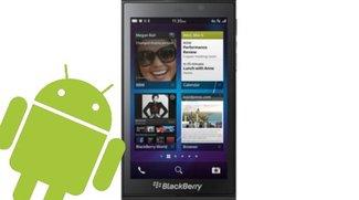 Android Apps auf Blackberry installieren (Q5, Q10, Z10, Z30)