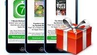 Apple Store: Geschenke im Wert von über 20 Euro gratis downloaden (Trick)