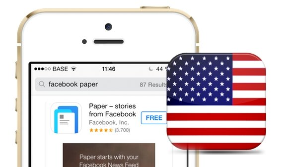 Apps mit deutscher Apple-ID aus den USA downloaden (App-Store-Tipp)