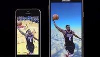 """""""Booyah!"""": Samsung verhöhnt Apple-Produkte in Werbespots"""