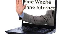 Eine Woche ohne Internet: Diese Probanden haben es versucht