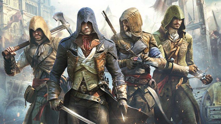 Assassin's Creed Unity: Vier Brüder sollt ihr sein