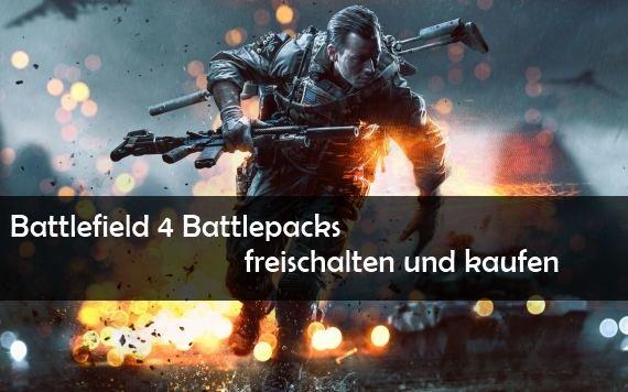 Battlefield 4 Battlepacks freischalten und kaufen – Alle Infos