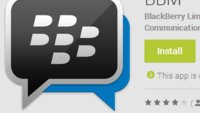 WhatsApp-Alternative: Blackberry Messenger für Android Gingerbread veröffentlicht!