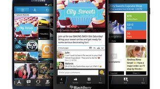 BlackBerry Messenger: Version 2.0 mit neuen Features erschienen