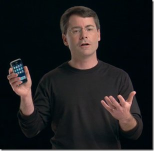 Bob Borchers im Apple Video 2007