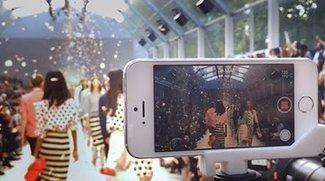 Neuer Apple-Werbespot: Auf dem Laufsteg mit dem iPhone 5s