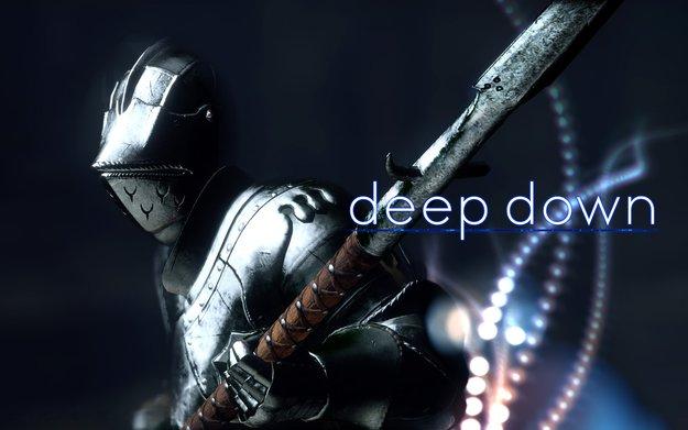 Deep Down: Neuer Gameplay-Trailer mit Creator Yoshinori Ono