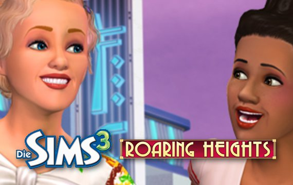 Die Sims 3: Roaring Heights