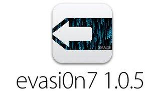 evasi0n 1.0.5 veröffentlicht: Jailbreak für iOS 7.0.5