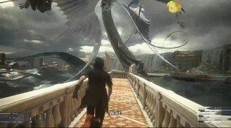 Final Fantasy XV: Kommt das Rollenspiel schon im September?