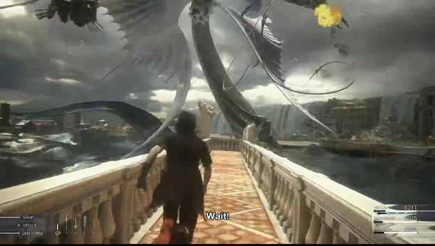 Final Fantasy XV: Soll zugänglicher werden