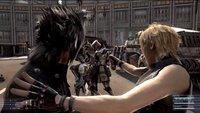 So sieht das Motion Capturing für Final Fantasy XV aus!