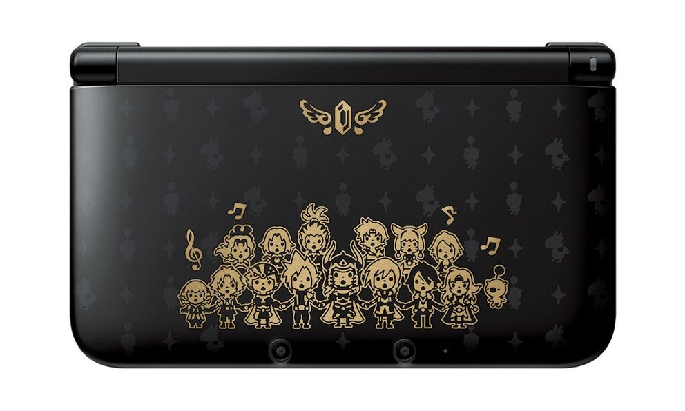 final fantasy theatrhythm 3ds xl