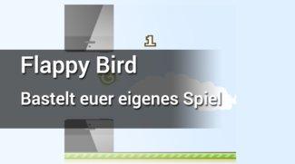Do it yourself: Bastelt euch euer eigenes Flappy Bird