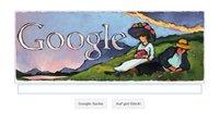 Gabriele Münter: Google feiert 137. Geburtstag der Malerin