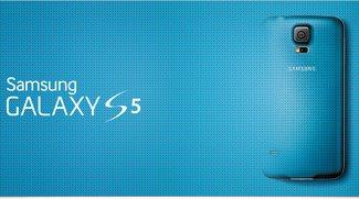 Samsung Galaxy S5: Flaggschiff-Smartphone offiziell vorgestellt [MWC 2014]