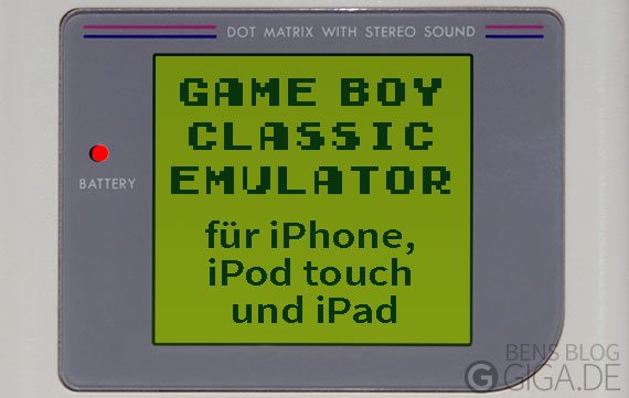 Game Boy Classic Emulator: Mario Land, Tetris & Co im iPhone-Browser spielen