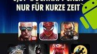 Gameloft-Spiele: Modern Combat 4, Order & Chaos Online und weitere kurze Zeit für 0,89 Euro