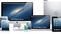 Generalüberholtes Apple TV, iPads und MacBooks im Apple Store