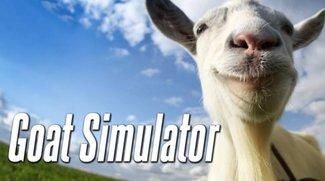 Goat Simulator - Alle Infos zur Ziegen-Simulation
