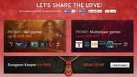 Dungeon Keeper: GOG.com schenkt euch den Retro-Klassiker zum Valentinstag