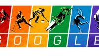 Google: Olympia 2014-Doodle setzt Zeichen gegen Homophobie