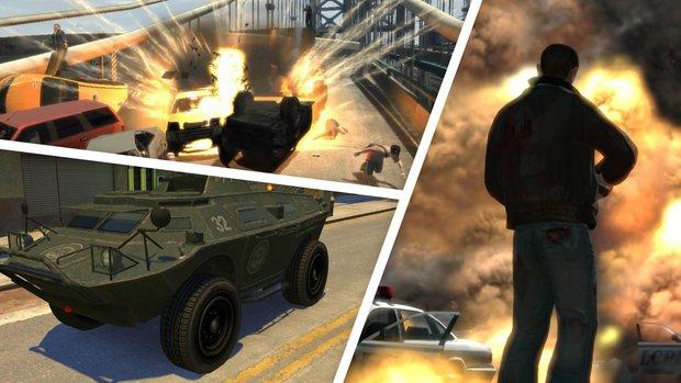 GTA 4: Alle Cheats für PC, Xbox 360 und PS3 im Überblick