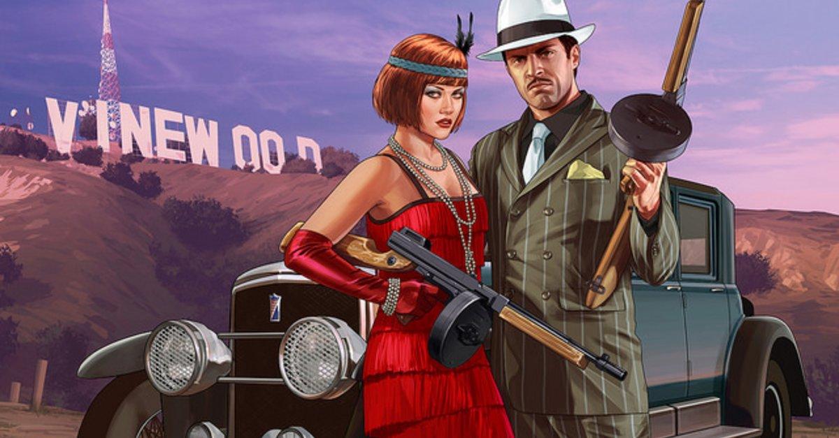 Rockstar Games: Neues GTA für die PS Vita in Arbeit? – GIGA