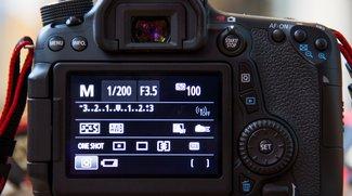 Die beste Kameraeinstellung für gute Bilder