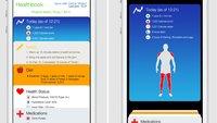 """iOS 8: So könnte die """"Healthbook""""-App aussehen"""